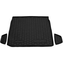 Автомобільний килимок в багажник Renault Kadjar 2016- (Avto-Gumm)