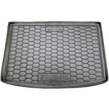 Автомобільний килимок в багажник Mercedes A (W169) 2005- (Avto-Gumm)