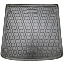 Автомобільний килимок в багажник Audi A4 (B6/B7) 2001- Universal (Avto-Gumm)