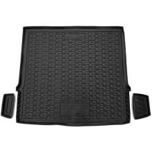 Автомобільний килимок в багажник BMW X1 (E84) 2008-2014 (Avto-Gumm)