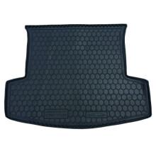 Автомобильный коврик в багажник Chevrolet Captiva 06-/12- 7 мест (Avto-Gumm)