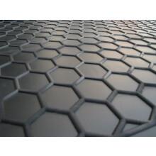 Автомобильный коврик в багажник Hyundai Kona 2018- (Avto-Gumm)
