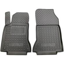 Передні килимки в автомобіль Mercedes CLA (C117) 2014- (Avto-Gumm)