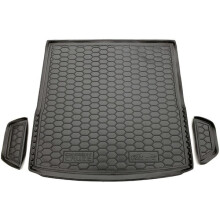 Автомобільний килимок в багажник Chevrolet Cruze 2009- Universal (Avto-Gumm)