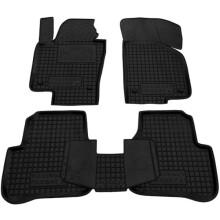 Автомобільні килимки в салон Volkswagen Passat B6/B7 (Avto-Gumm)