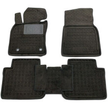 Гібридні килимки в салон Toyota Camry 70 2018- (AVTO-Gumm)