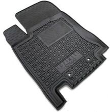 Водительский коврик в салон Infiniti JX/QX60 2012- (Avto-Gumm)