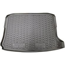 Автомобільний килимок в багажник Seat Ateca 2016- 2wd (Avto-Gumm)