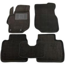 Гибридные коврики в салон Peugeot 301 2013- (AVTO-Gumm)
