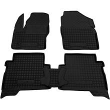 Автомобільні килимки в салон Ford Kuga 2013- (Avto-Gumm)