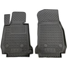 Передні килимки в автомобіль BMW 3 (F30) 2012- (Avto-Gumm)