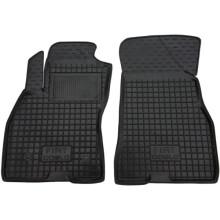 Передні килимки в автомобіль Fiat Doblo 2010- (Avto-Gumm)