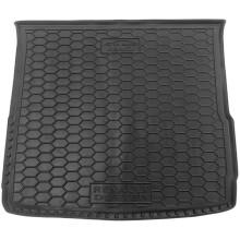 Автомобильный коврик в багажник Renault Duster 2018- (4WD) (Avto-Gumm)