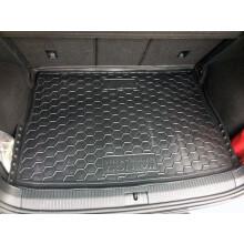 Автомобильный коврик в багажник Volkswagen Golf 7 Sportsvan 2013- (AVTO-Gumm)