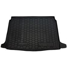 Автомобільний килимок в багажник Renault Megane 4 2016- Hatchback (Avto-Gumm)