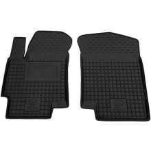 Передні килимки в автомобіль Kia Rio 2006-2010 (Avto-Gumm)