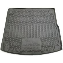 Автомобильный коврик в багажник Jaguar i-Pace 2018- (Avto-Gumm)