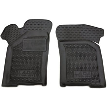 Передние коврики в автомобиль ВАЗ Lada 2108/09/99/13-15 (Avto-Gumm)