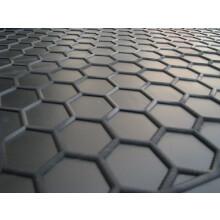 Автомобільний килимок в багажник Kia Rio 2017- Sedan (росс. сборка) (Avto-Gumm)