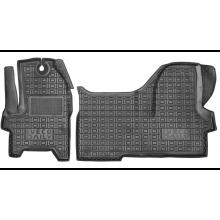 Автомобільні килимки в салон Iveco Daily C15 2016- (Avto-Gumm)