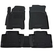 Автомобільні килимки в салон ЗАЗ Forza 2011- (Avto-Gumm)