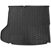 Автомобильный коврик в багажник Hyundai IONIQ hybrid 2017- mid (Avto-Gumm)