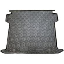 Автомобильный коврик в багажник Fiat Doblo 2010- 5-7 мест длин. база (Avto-Gumm)