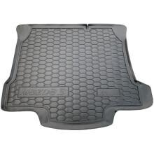 Автомобільний килимок в багажник Mazda 3 2009- Sedan (Avto-Gumm)