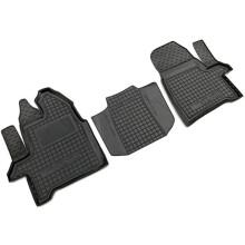 Автомобильные коврики в салон Ford Custom 2012- (1+1) (Avto-Gumm)