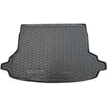 Автомобильный коврик в багажник Subaru Forester 5 2018- без сабвуфера (Avto-Gumm)