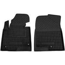 Передние коврики в автомобиль Hyundai Santa Fe 2012- (DM) (Avto-Gumm)