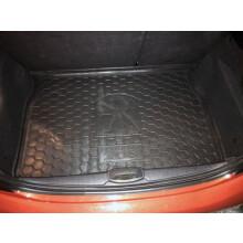 Автомобільний килимок в багажник Peugeot 208 2013- (Avto-Gumm)