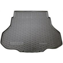 Автомобильный коврик в багажник Hyundai Elantra 2021- (AVTO-Gumm)