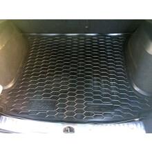 Автомобильный коврик в багажник Peugeot 308 2008- Universal (5 мест) (Avto-Gumm)