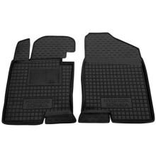 Передние коврики в автомобиль Hyundai Sonata YF/7 2010- (Avto-Gumm)