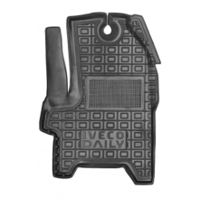 Водительский коврик в салон Iveco Daily C15 2016- (Avto-Gumm)