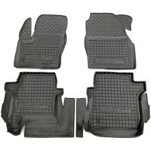 Автомобільні килимки в салон Ford Connect 2013- (длинная база) (Avto-Gumm)