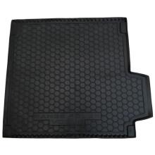 Автомобильный коврик в багажник Range Rover 2013- без рейлингов (Avto-Gumm)