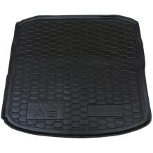 Автомобильный коврик в багажник Audi A3 2012- Sedan (Avto-Gumm)