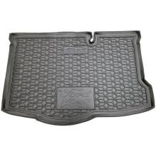 Автомобільний килимок в багажник Ford Ka+ 2019- Hatchback (Avto-Gumm)