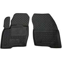 Передние коврики в автомобиль Ford Edge 2 2014- (Avto-Gumm)