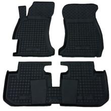Автомобильные коврики в салон Subaru XV 2012- (Avto-Gumm)